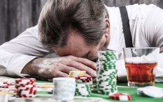 зависимост към алкохол и хазарт